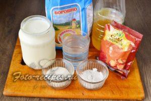 продукты для блинов на кефире