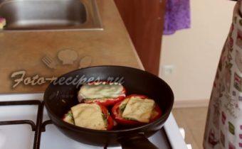Готовый бутерброд с сыром, яйцом и овощами