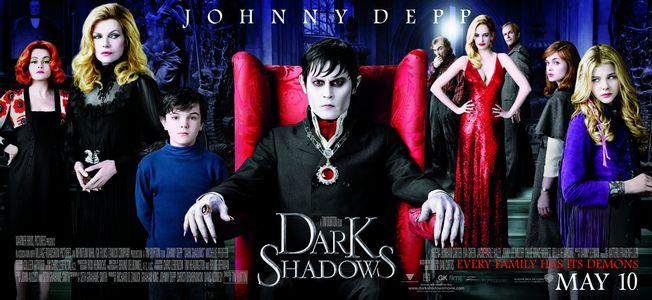 фильм мрачные тени