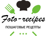 Логотип сайта Фото рецепты