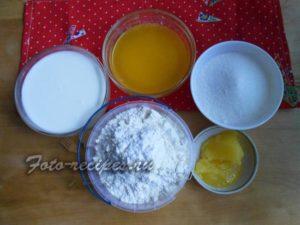 продукты для медового печенья