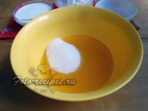 сахар и ванилин