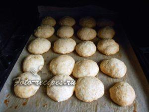 медовое печенье в духовке
