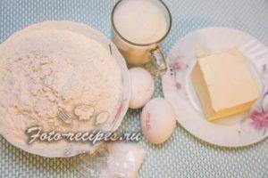 продукты для песочного печенья