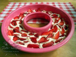 добавить ягоды клубники