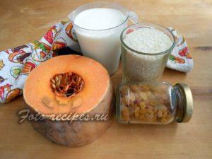 продукты для рисовой каши