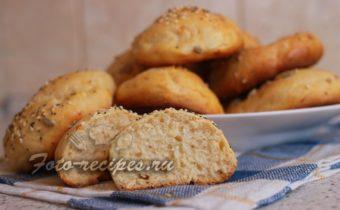 сырные булочки из дрожжевого теста