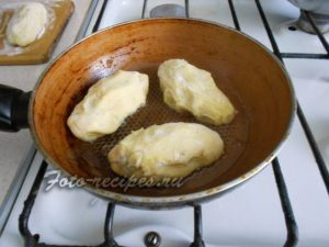 сосиски в картофельной шубке