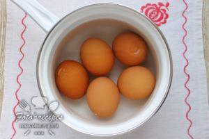 яйца отварные