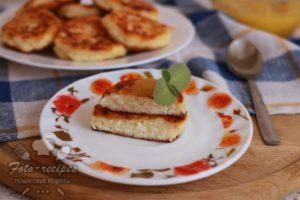 готовим вкусные сырники