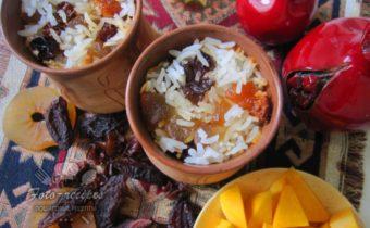Армянское блюдо хапама