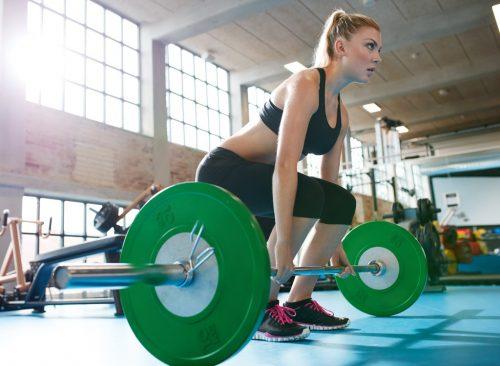 добавьте вес в силовые тренировки