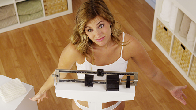преодолеть плато при похудении