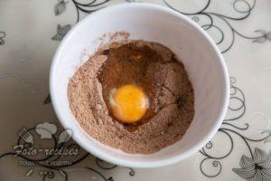 яйцо куриное в тесто
