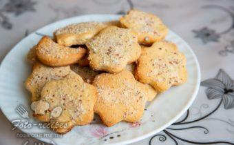 вкусное печенье на желтках