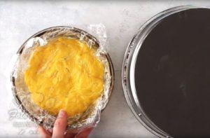заварной крем для эстерхази торта