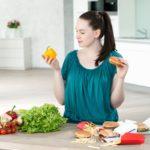 меню на 1200 калорий для женщин