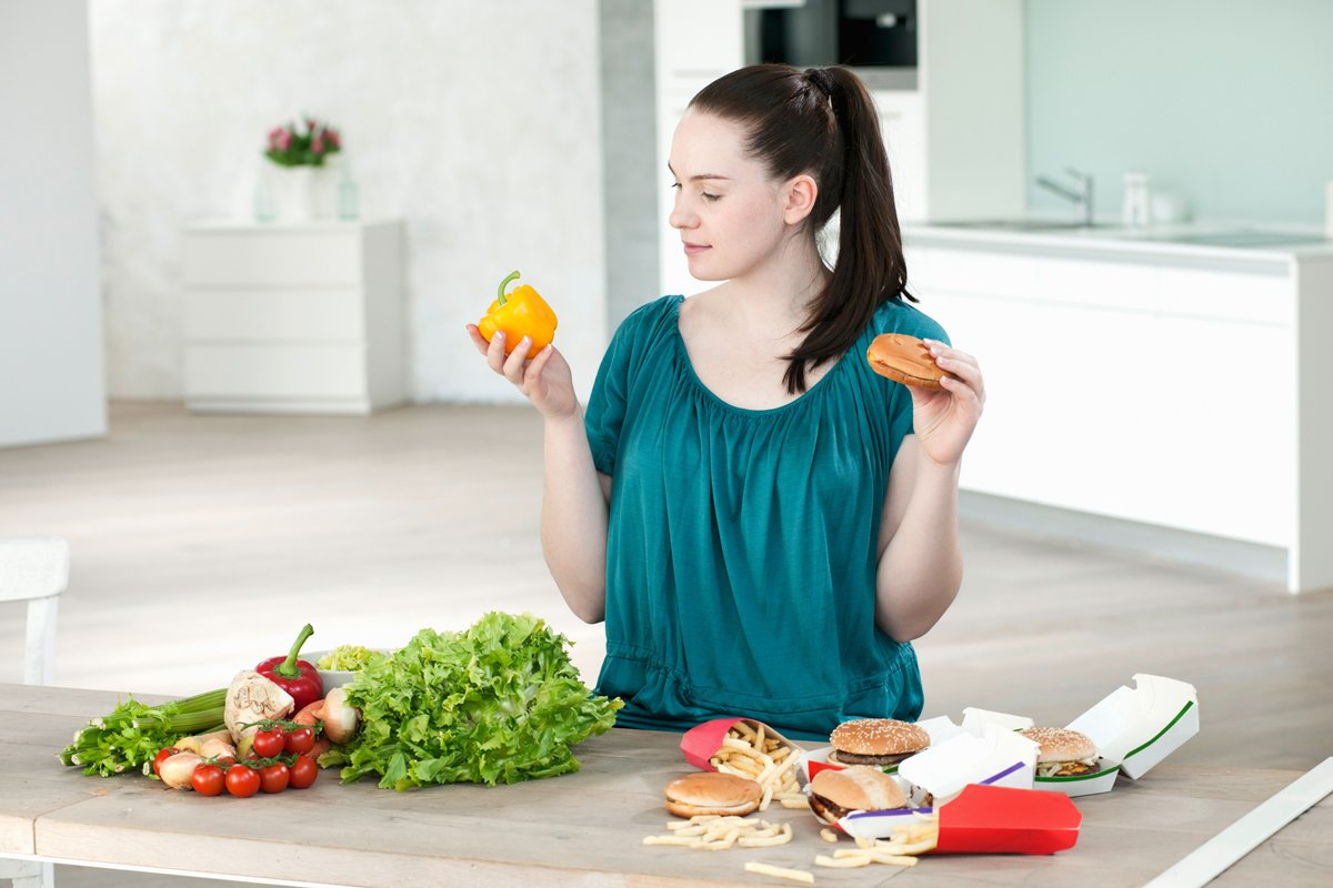 Примерное меню на 1200 ккал в день для похудения * На неделю, рецепты