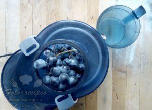 виноград с косточками