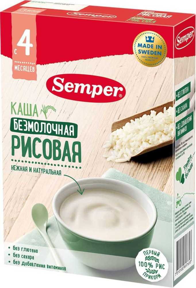 каша семпер