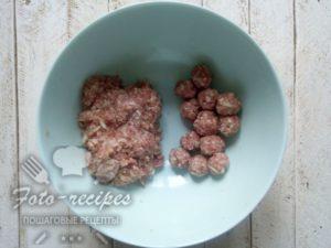 фрикадельки из телятины