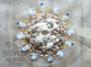 фрикадельки в сметанном соусе на сковороде