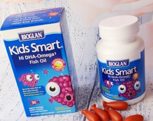 Bioglan (умные дети)