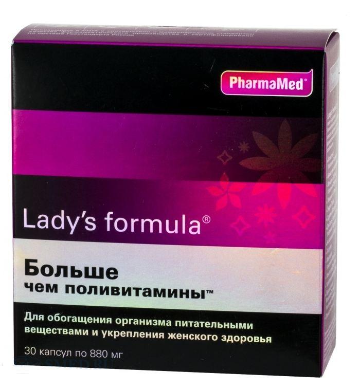 ladys formula для женщин